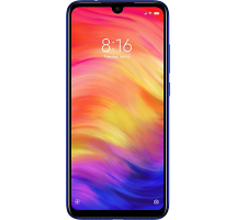 Смартфон Xiaomi Redmi Note 7 32GB Neptune Blue